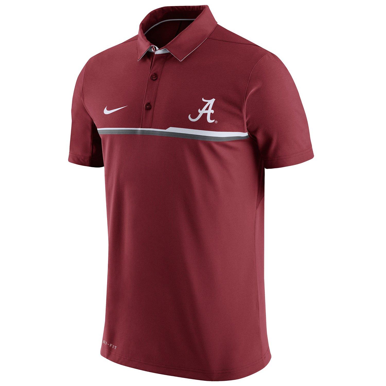 Nike Men's University of Alabama Elite Polo Shirt