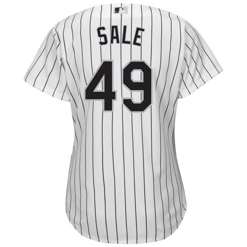 Majestic Women's Chicago White Sox Chris Sale #49