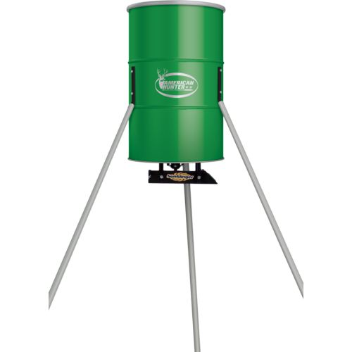 Display product reviews for American Hunter 350 lb. Tripod Feeder