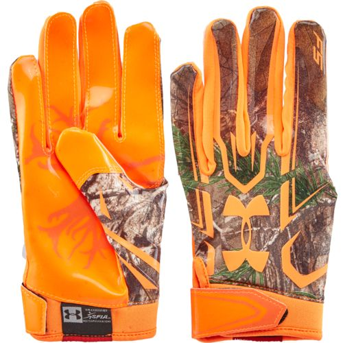 Under Armour® Men's Realtree F5 Receiver Gloves