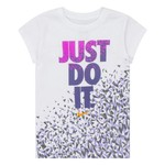 Nike Girls' JDI Facet T-shirt