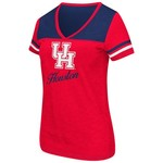 Colosseum Athletics™ Women's University of Houston Rhinestone Short Sleeve T-shirt