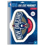 WinCraft New Orleans Pelicans Die-Cut Logo Magnet - view number 1