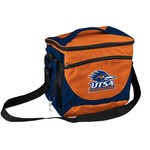 Logo Chair University of Texas at San Antonio 24-Can Cooler