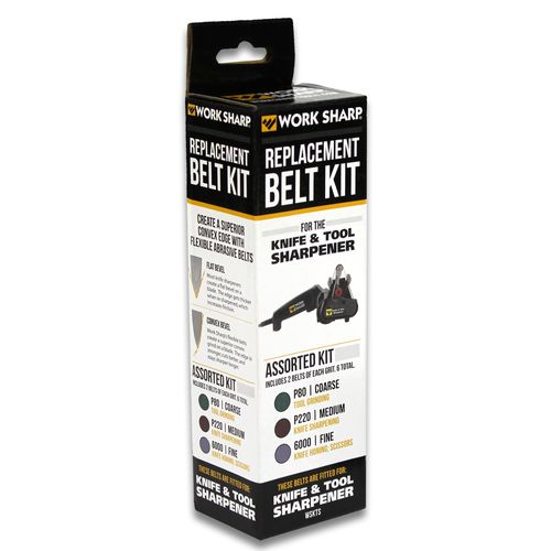 Work Sharp Knife and Tool Sharpener Replacement Abrasive Belt Kit - view number 2