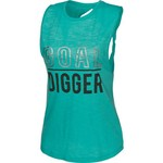BCG™ Juniors' Twisted Back Printed Tank Top