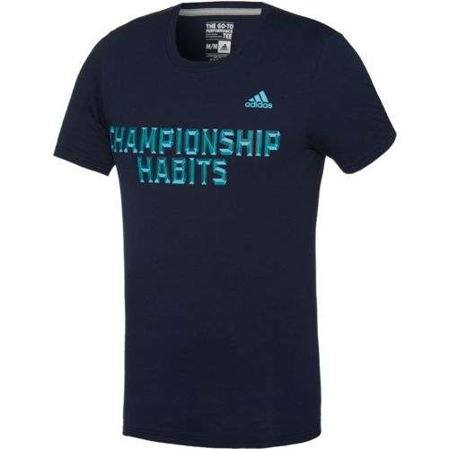 adidas Men's Championship Habits T-shirt