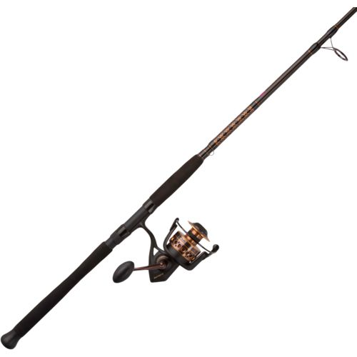 Display product reviews for PENN® Battle® II 9' MH Spinning Combo