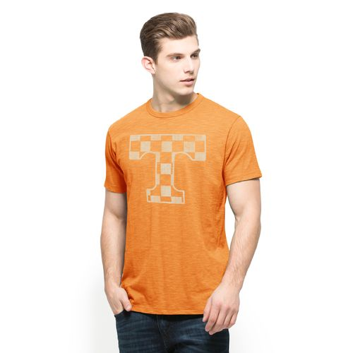 '47 University of Tennessee Checkered T Scrum T-shirt