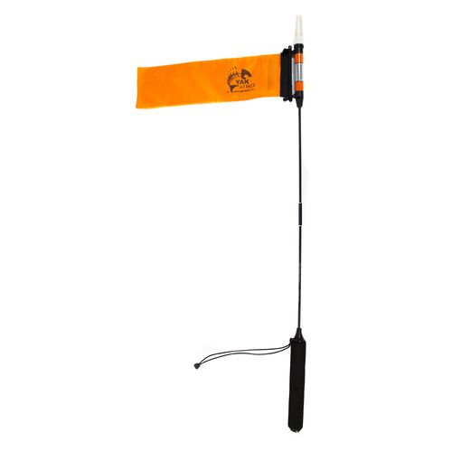 YakAttack VISICarbon Pro Kayak Visibility Flag with MightyMount - view number 1