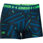 Under Armour™ Women's HeatGear® Armour Printed Shorty Short