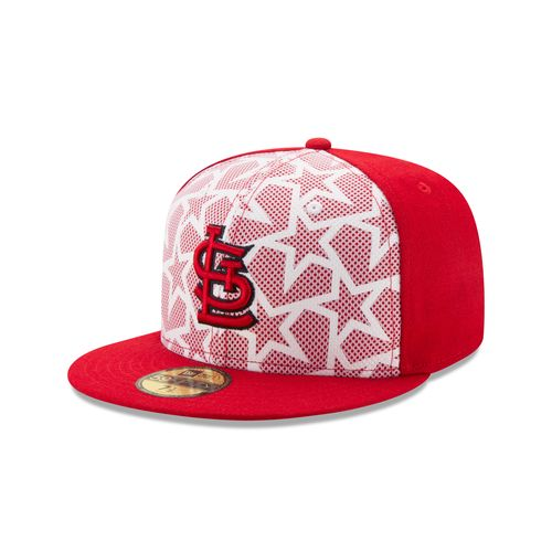New Era Men's St. Louis Cardinals 4th of July 59FIFTY Cap