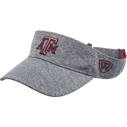 Top of the World Men's Texas A&M University Steam Visor