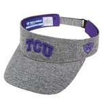 Top of the World Men's Texas Christian University Steam Visor