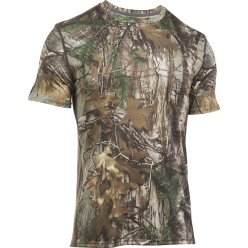 Under Armour™ Adults' Realtree Xtra® Tech Short Sleeve T-shirt