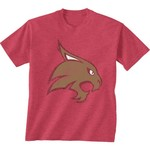 New World Graphics Men's Texas State University Alt Graphic T-shirt