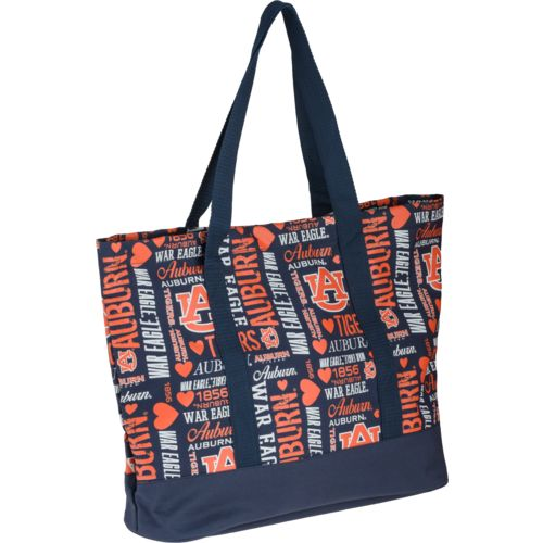 Forever Collectibles™ Women's Auburn University Tote Bag