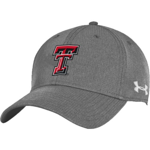 Under Armour™ Men's Texas Tech University AirVent Cap
