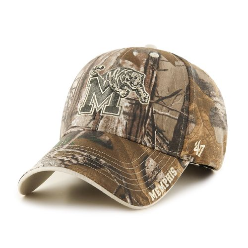 '47 University of Memphis Realtree Frost MVP Cap