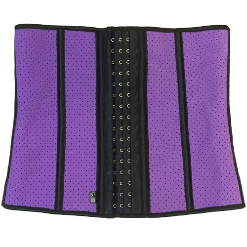 GoFit Women's Waist Away Corset Trimmer