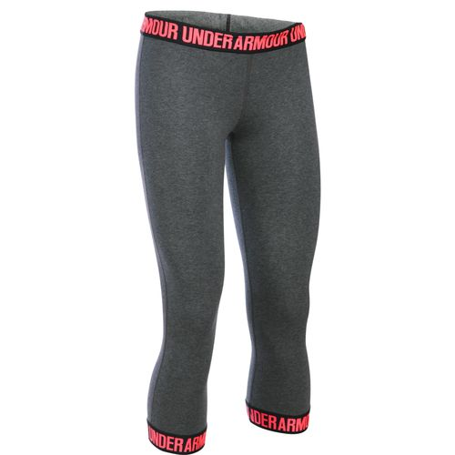 Under Armour Women's Favorite Wordmark Capri Pant