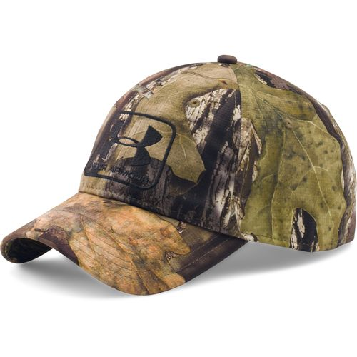 Under Armour Men's Camo STR Cap