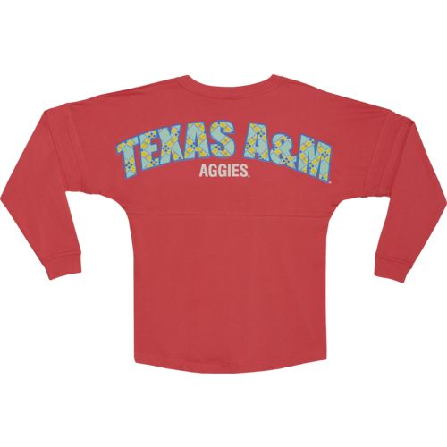Boxercraft Women's Texas A&M University Pom Pom Jersey