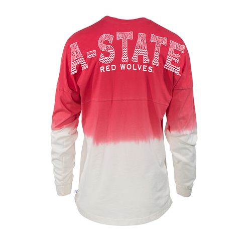 Venley Women's Arkansas State University Ombré Tribal Football