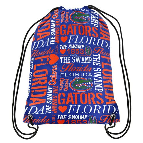 Forever Collectibles™ Women's University of Florida Drawstring Backpack
