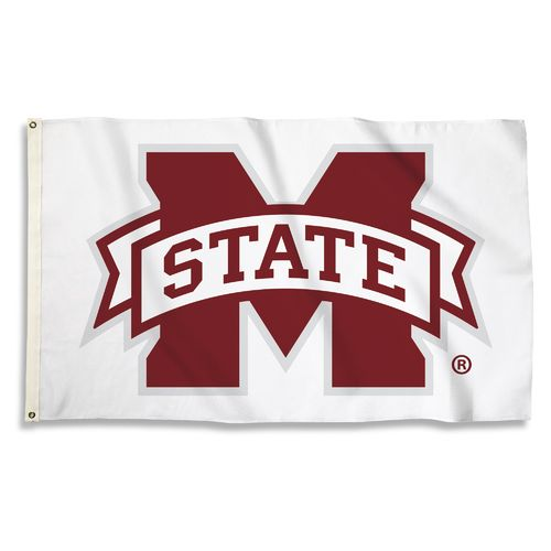 BSI Mississippi State University 3' x 5' Flag - view number 1