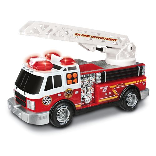 "Road Rippers 12"" Rush and Rescue Fire Truck"