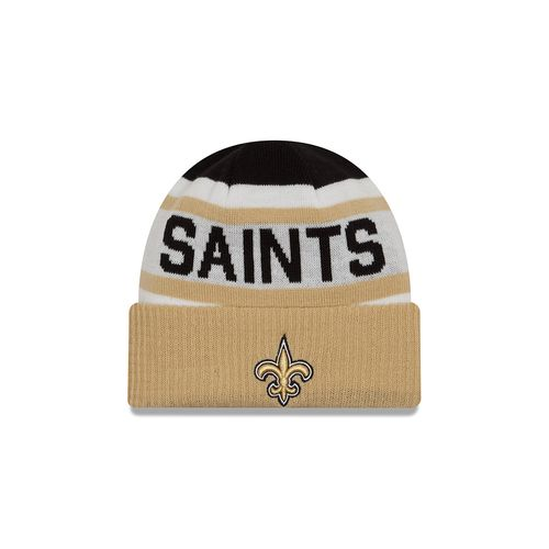 New Era Men's New Orleans Saints Biggest Fan Knit Cap