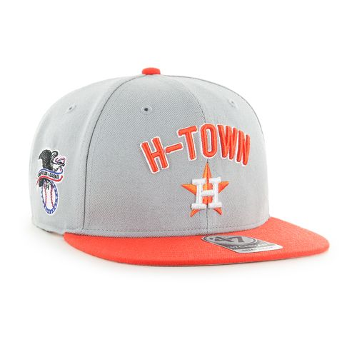'47 Houston Astros H-Town Captain Cap - view number 3