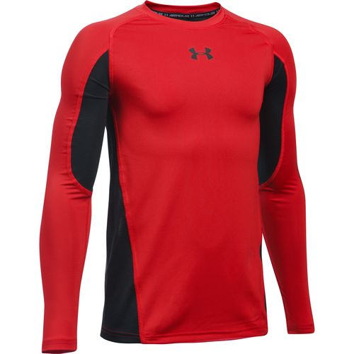 Display product reviews for Under Armour Boys' Up Long Sleeve Shirt