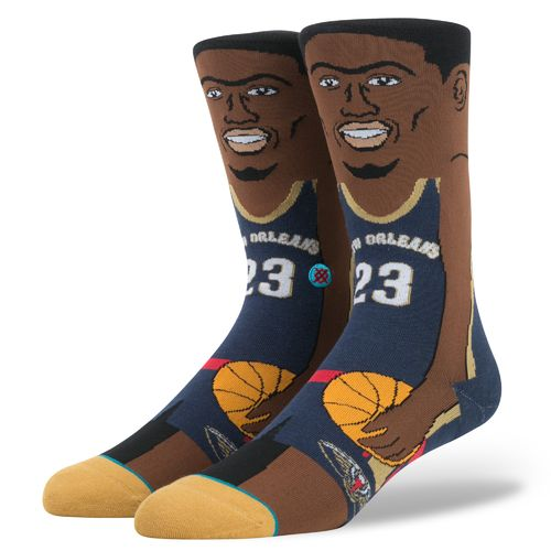Stance Men's New Orleans Pelicans Anthony Davis Socks