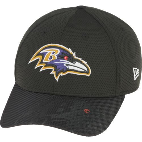 New Era Men's Baltimore Ravens NFL16 39THIRTY Cap
