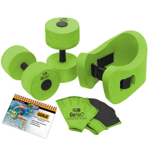 GoFit GoH2O Workout Set
