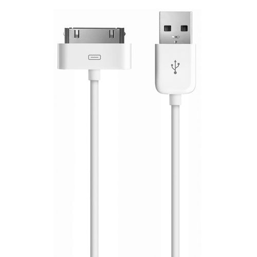 iWorld™ 6' iPhone®/iPad USB Cable with 30-pin Connector