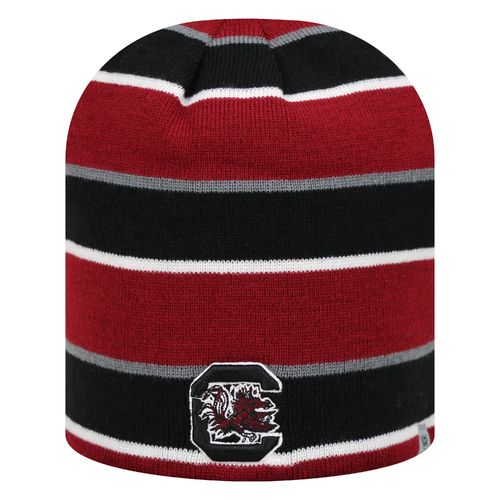 Top of the World Men's University of South Carolina Disguise Reversible Knit Cap