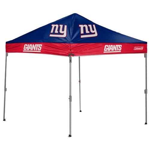 Coleman® New York Giants 10' x 10' Straight-Leg Canopy - view number 1