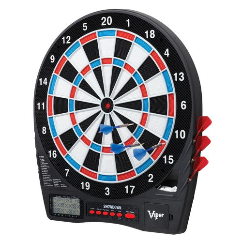Viper Showdown Electronic Dartboard - view number 2