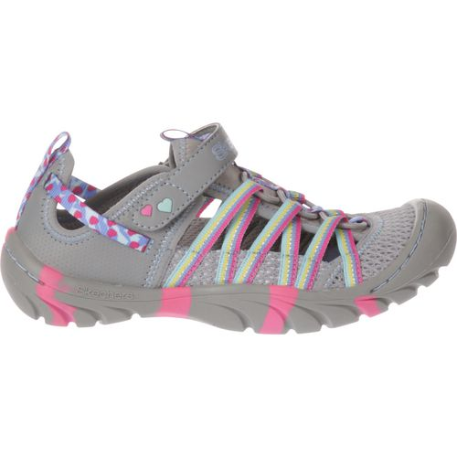 Display product reviews for SKECHERS Girls' Summer Steps Sandals