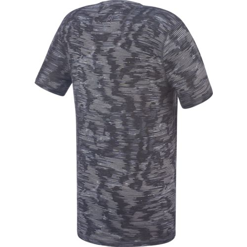 Magellan Outdoors Men's Capstone Printed Crew Top - view number 2