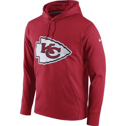 Nike™ Men's Kansas City Chiefs Logo Essential Hoodie