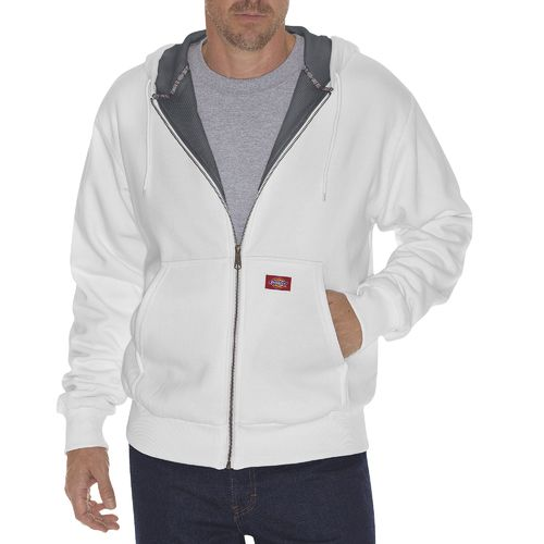Dickies Men's Thermal Lined Fleece Hoodie