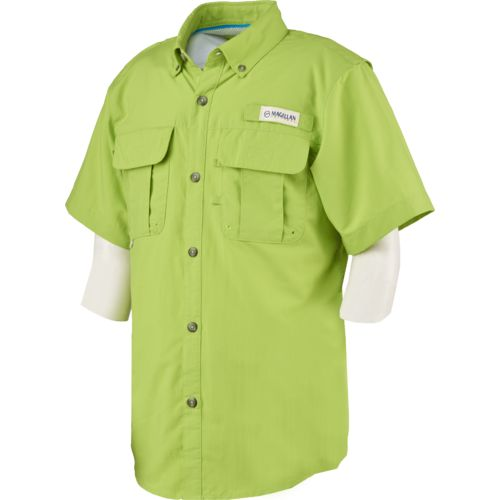 Magellan Outdoors Boys' Laguna Madre Short Sleeve Top - view number 1