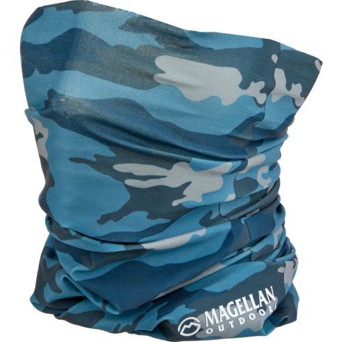 Magellan Outdoors Men's Laguna Madre Cool Camo Fishing Neck Gaiter - view number 1