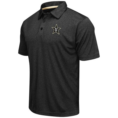 Colosseum Athletics™ Men's Vanderbilt University Academy Axis Polo Shirt