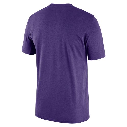 Nike Men's Louisiana State University Dri-FIT Legend Icon 17 T-shirt - view number 2