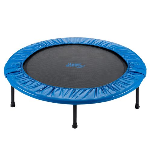 Upper Bounce® Rebounder 40' Round Mini Foldable Fitness Trampoline